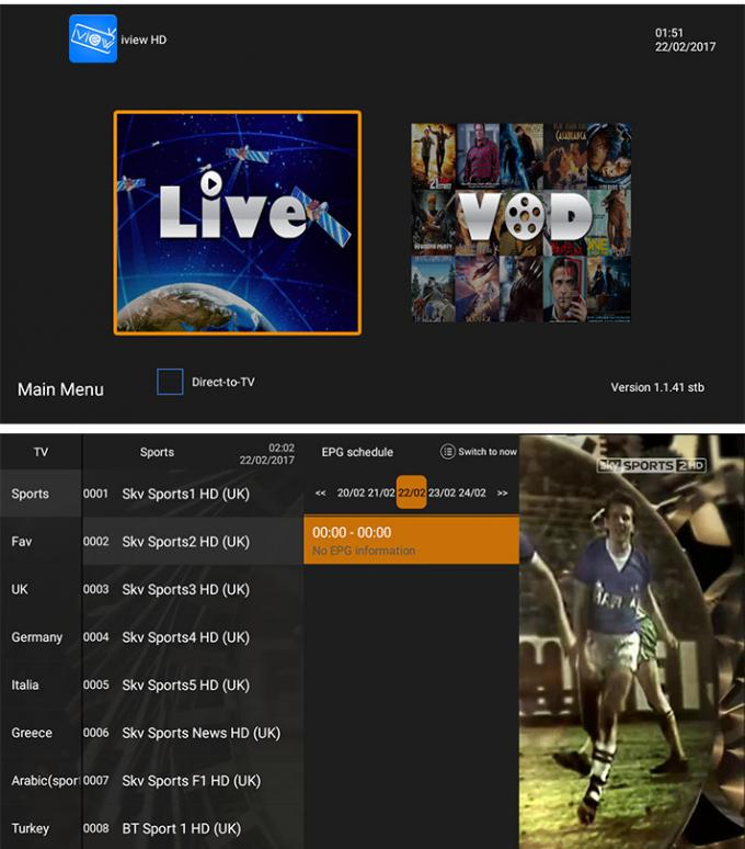 Latest Iview Hd Iptv Video On Demand Support , Iview Hd Apk Streaming Live