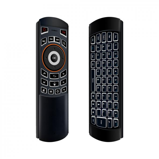 2.4 GHz Air Mouse Remote , X6 15mA Air Mouse Keyboard Remote USB 2.0
