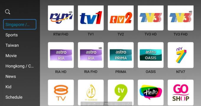3/6/12 months Myiptv4k Subscription Pin Code