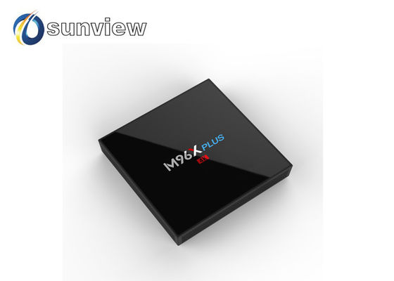 China Original Amlogic Android Tv Box Qcta Core Processor  2.4 Ghz Wifi supplier