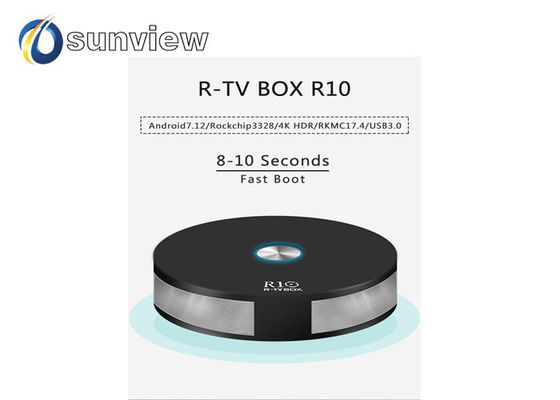 China Maximum Support 64G Android Tv Box Rk High Speed Usb Double Screen supplier