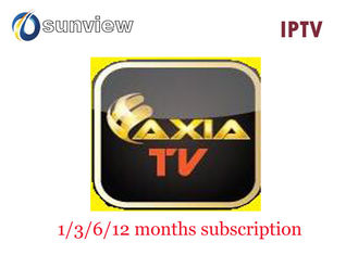 China Hong Kong Iptv Channels Apk 1 / 3 / 6 / 12 Month Subscription 500+ Vod Films supplier