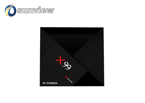 China X99 Android Tv Box Rk Six Processor Core 4GB Ram 32GB Rom Full Web Browsing supplier