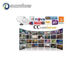 China Cline Satellite Cccam Server 1 Year Subscription Iptv Global Reliable High Definition supplier
