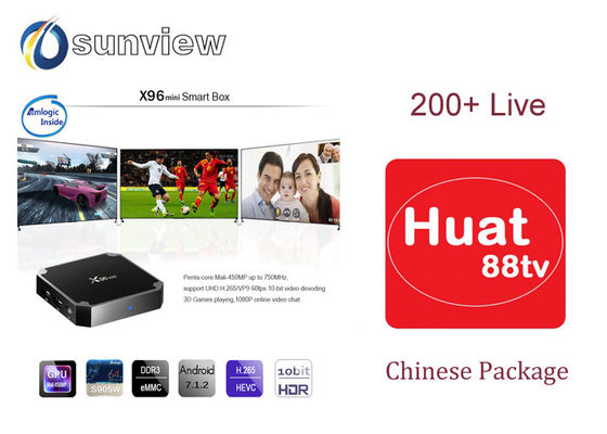China Vod Internet Iptv Singapore Apk 1080p Resolution For Android Set Top Box supplier