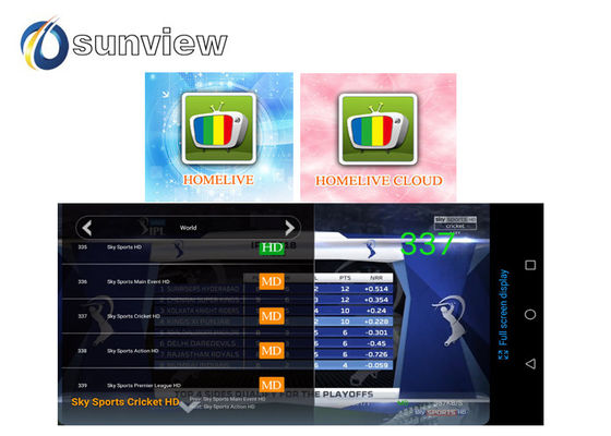 China Bangladesh Indian Iptv Apk 1 / 3 / 6 / 12 Months Subscription Video On Demand Support supplier