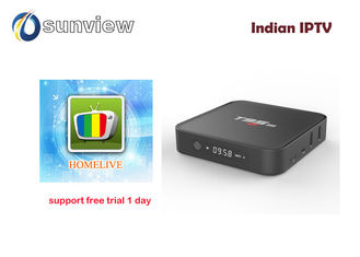 China High Definiton  Indian Iptv Apk Monthly Renew For  Android Tv Box supplier