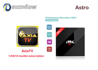 China OEM Iptv Android Apk  Full Astro Live Strong Vod Support Streaming supplier