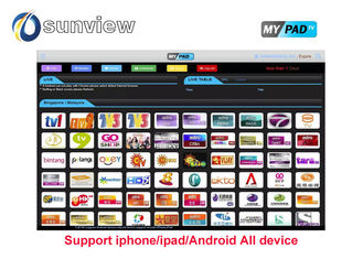 China Vod Support Indian Iptv Subscription 1 / 3 / 6 / 12 Months Online English Channels supplier