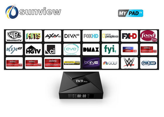 China New arrive Mypadtv Iptv Apk Subscription , Stable Iptv Android App Stream supplier