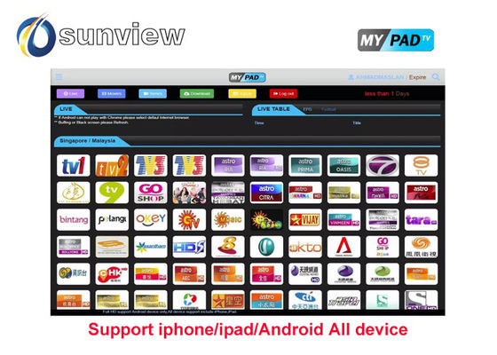 China 500+ Vod Iptv Apk Subscription Unbind Automatically Updated 3 - 5 Sec Switch Time supplier