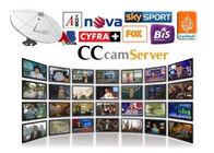 China Stable Cccam Pay Server Automatically Updated With DVB - S2 Receiver factory