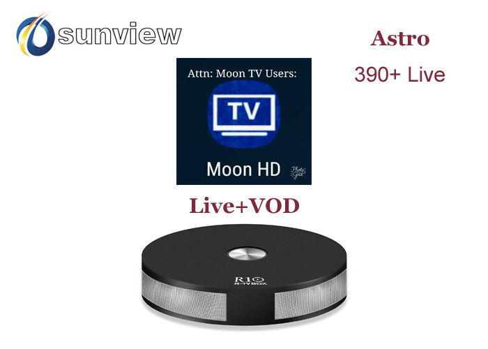 SG Moon Iptv Apk 1 Month Renew Signal Stable More Than 320 Live Channels